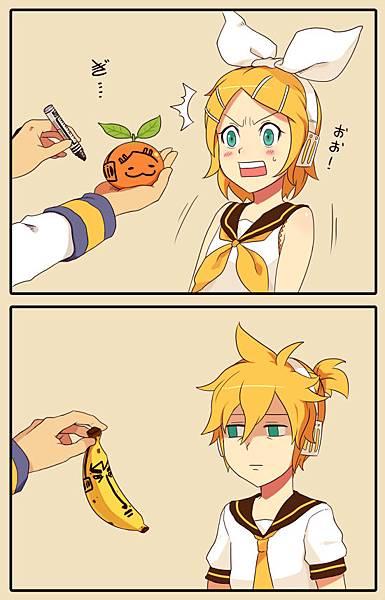 101210橘子&香蕉