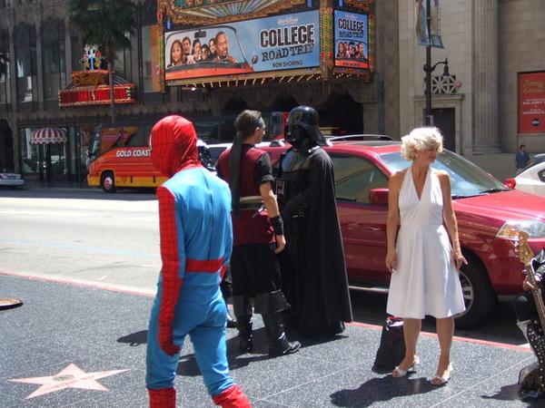 這就是好萊塢
