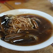 炒焿鱔魚麵