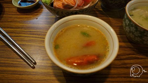 蝦頭味增湯