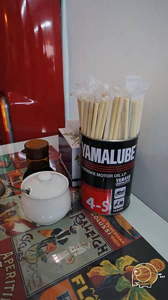 筷子桶及調味料