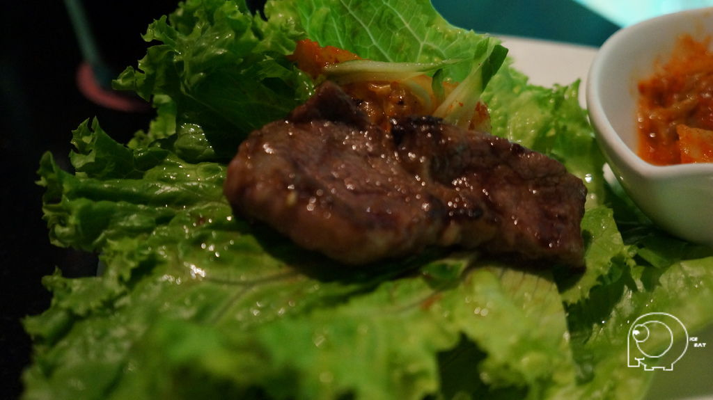 生菜包牛肉