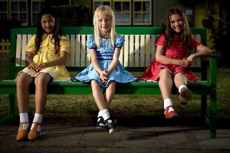 三個女主角