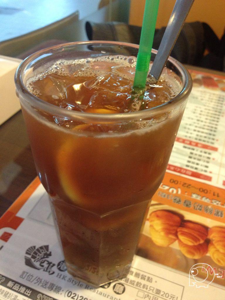 西冷檸檬茶
