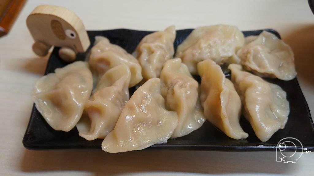 豬肉韭黃水餃