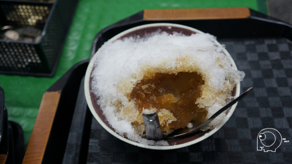 米苔目加粉粿冰