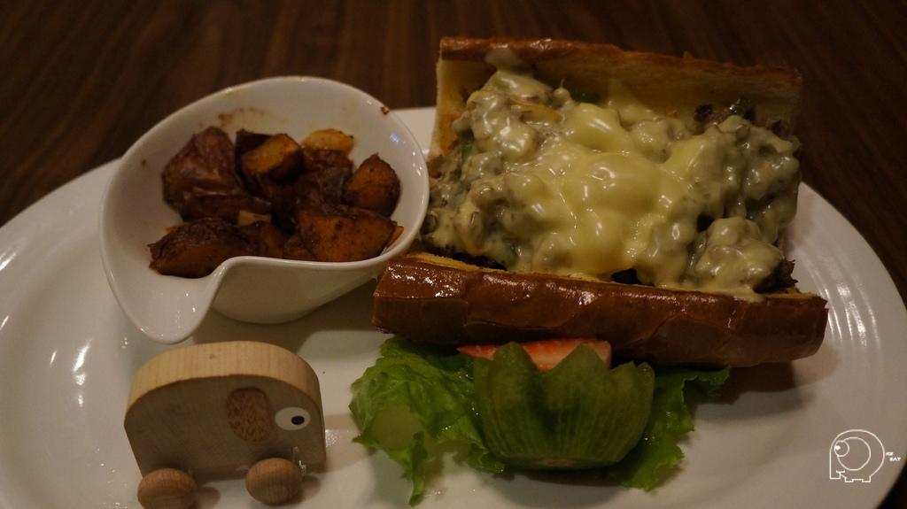費城起司牛肉三明治