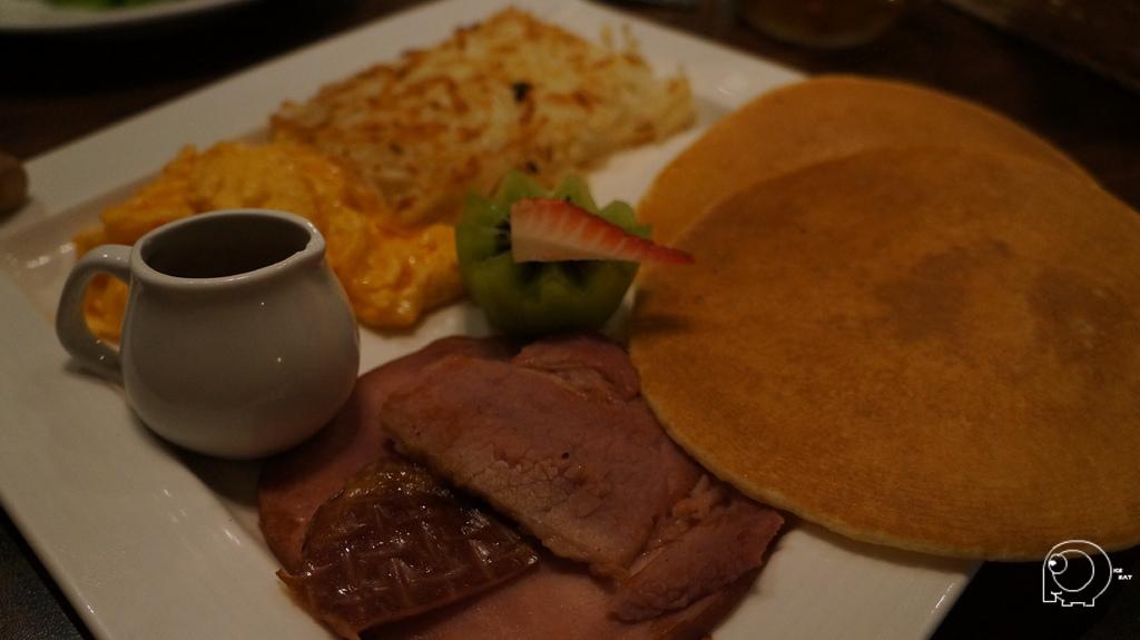 鄉村煎餅早餐
