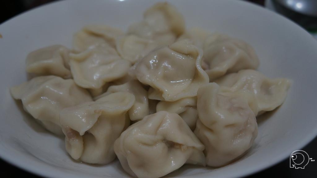 豬肉白菜韮黃