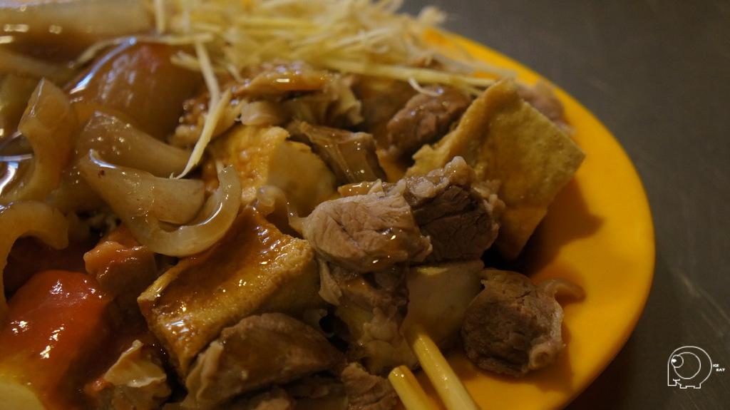 肝連及豆腐