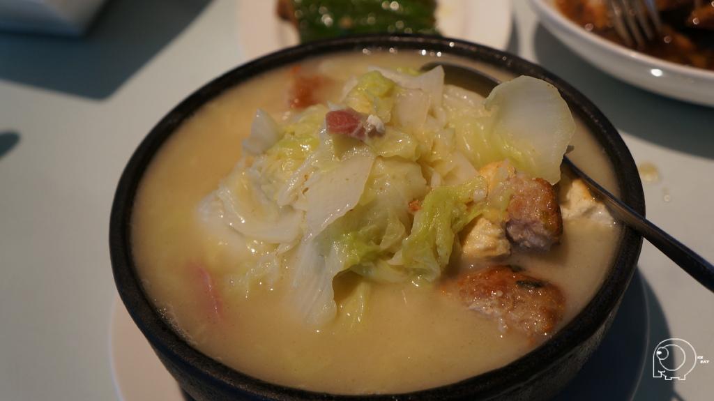 白菜釀豆腐
