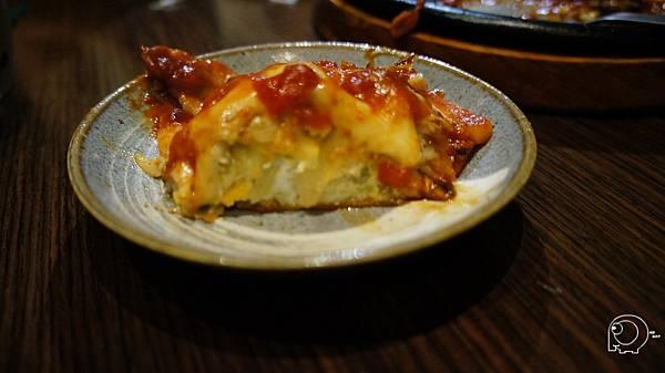 蕃茄綜合大阪燒