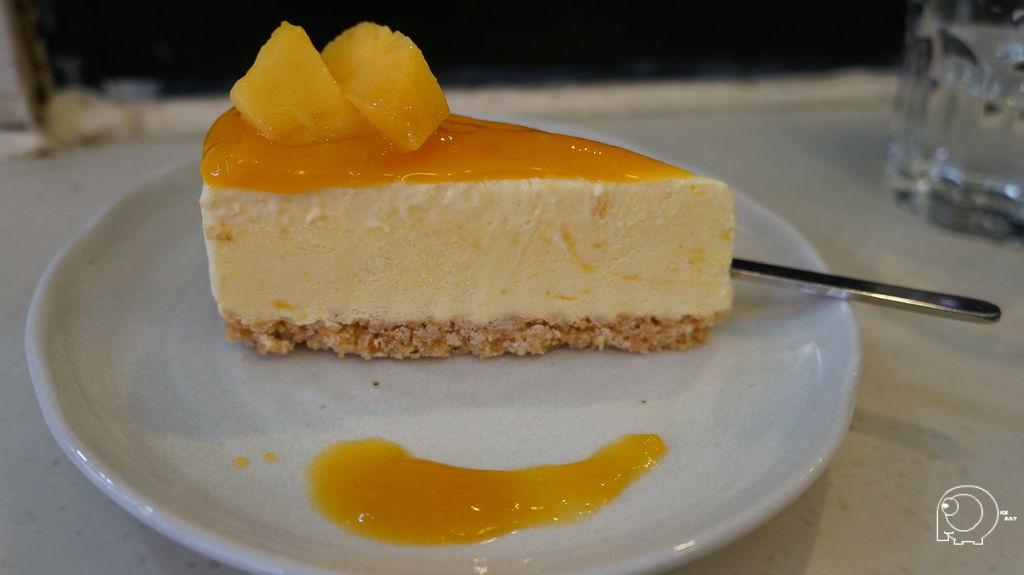限量芒果蛋糕