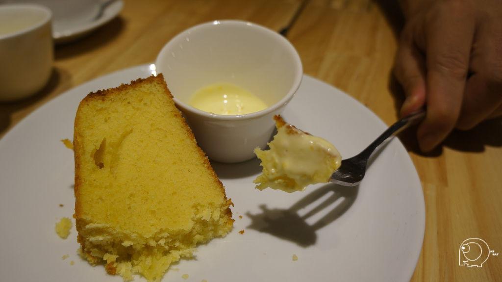 香橙每日蛋糕與香橙醬