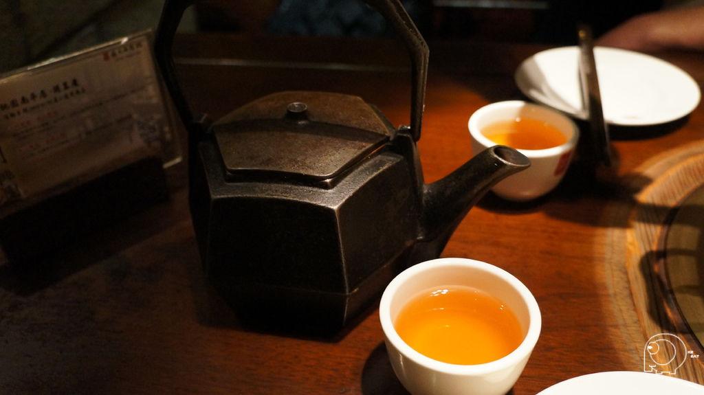 鐵茶壺&蘋果茶