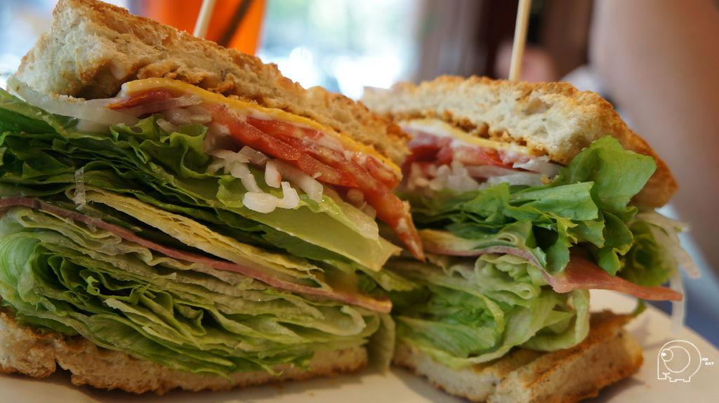 總匯三明治