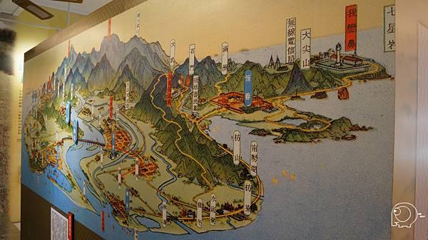 旗山舊地圖