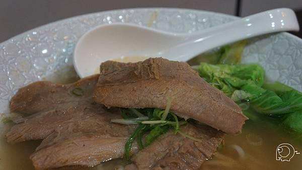 御牛肉麵(清燉)