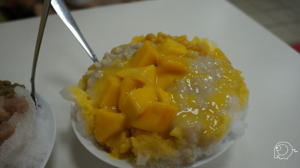 芒果四果冰