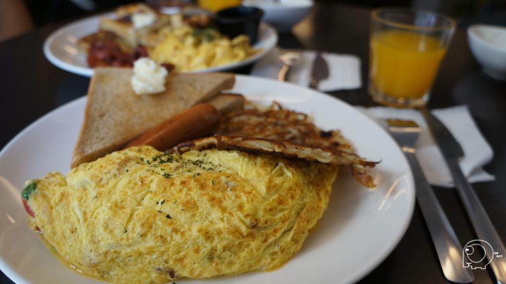 平日早午餐