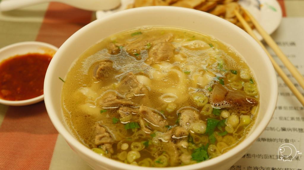 清燉牛肉筋麵