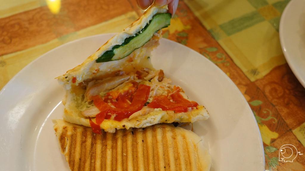 義大利帕里尼三明治
