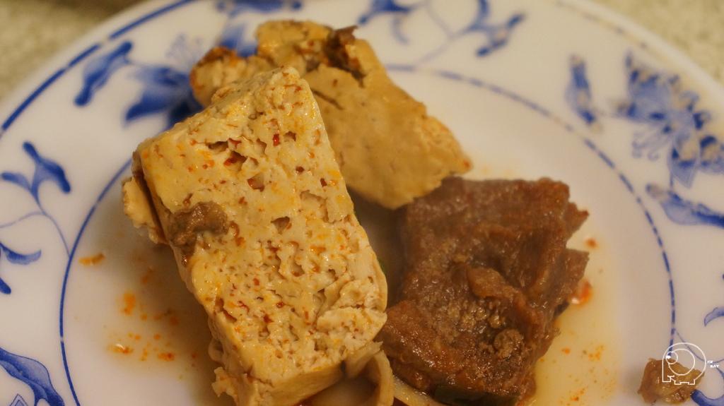 臭豆腐牛腩