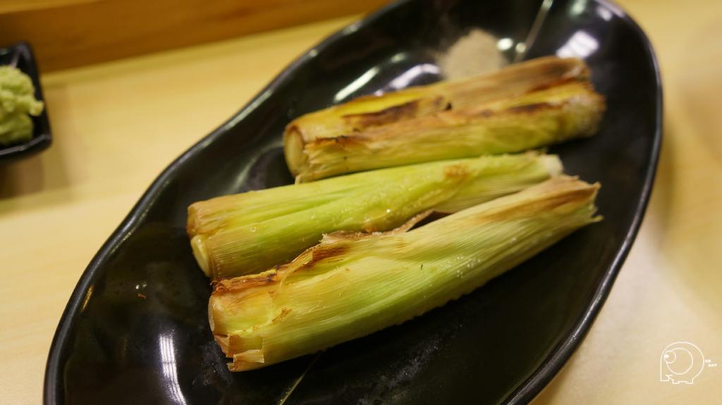 鹽烤玉米筍
