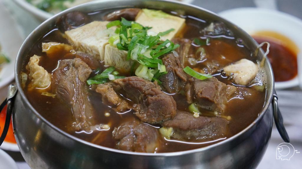 紅燒羊肉鍋
