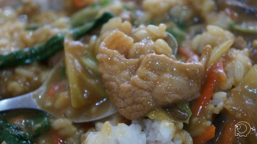 牛肉咖哩燴飯