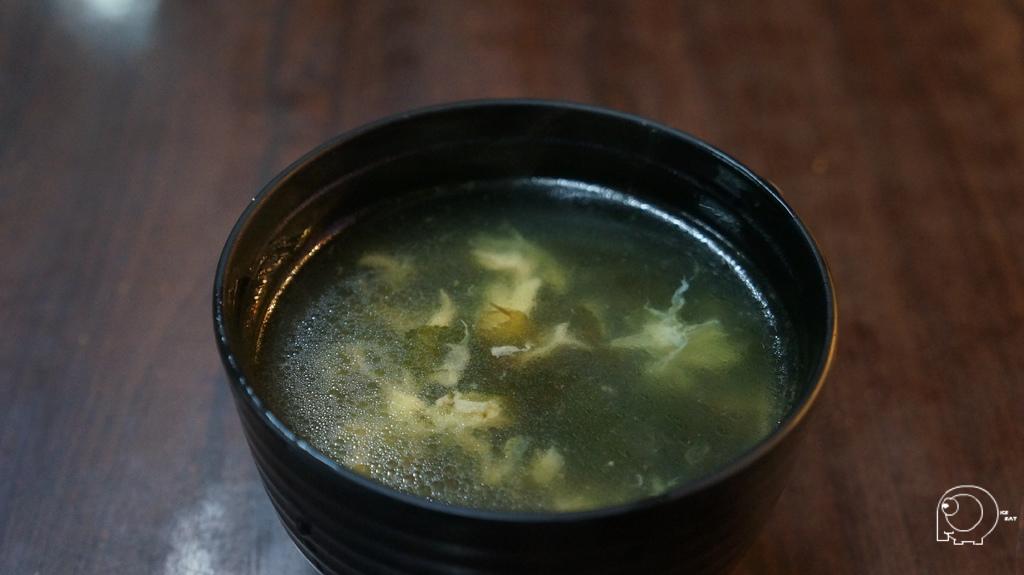 紫菜蛋花湯