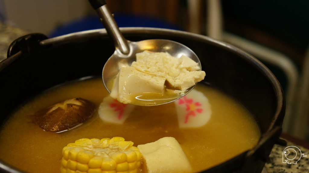味噌雞肉鍋