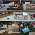巧克力甜點櫃