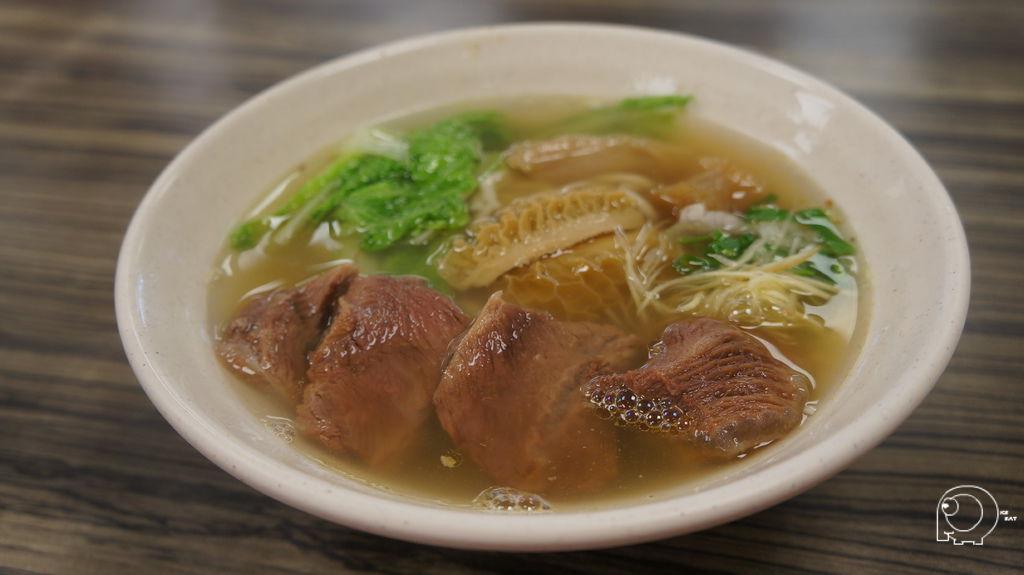 清燉三寶牛肉麵