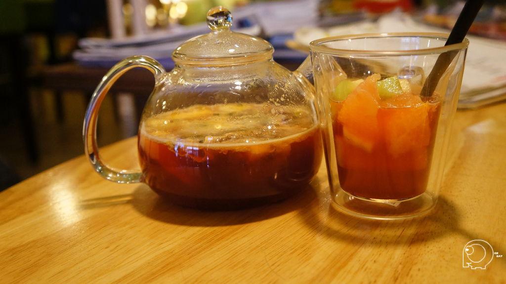 熱帶水果茶