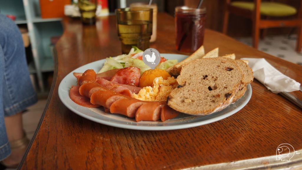 男子漢的早餐