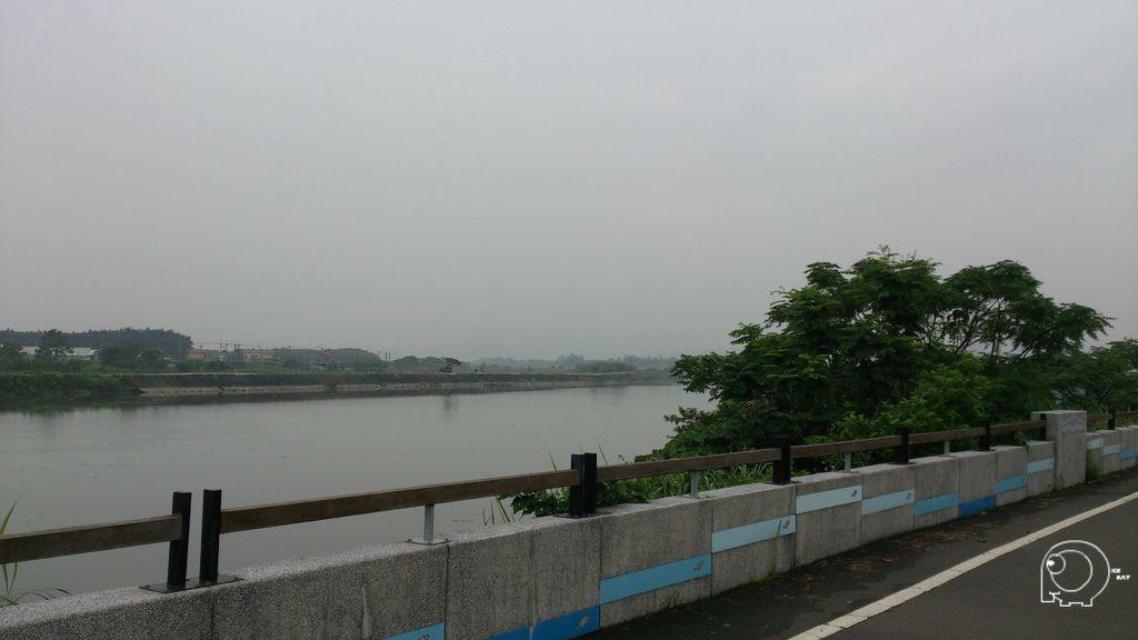 河濱自行車道