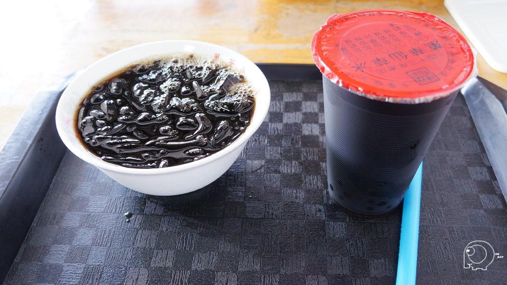 仙草冰&仙草茶