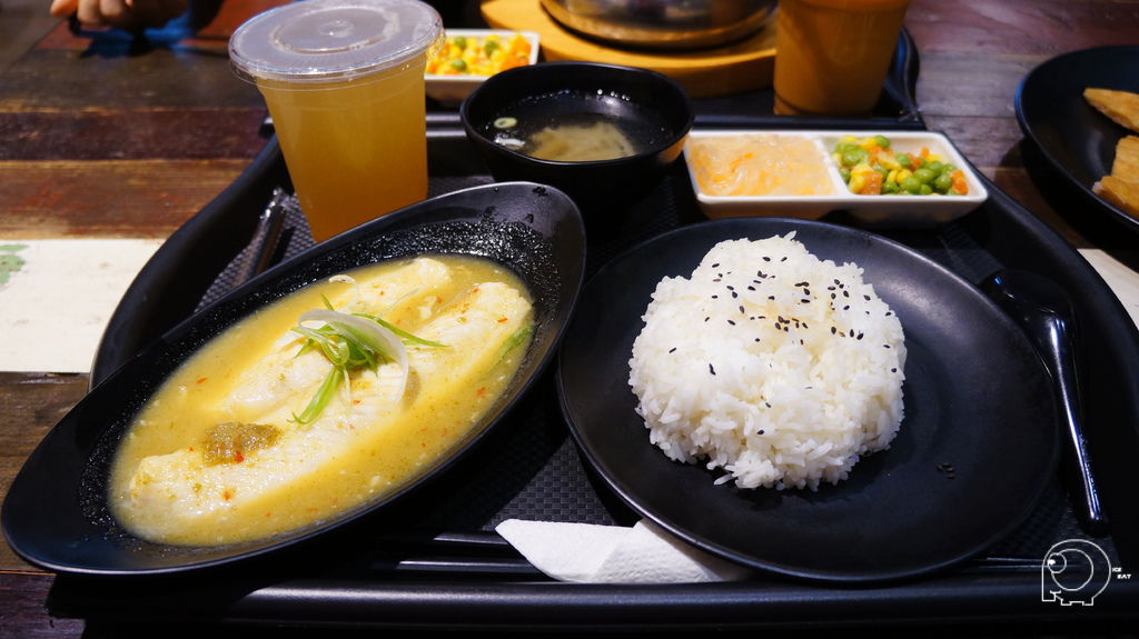 泰式檸檬魚飯