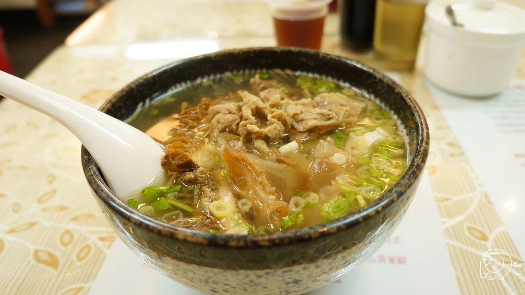 清燉三牛麵