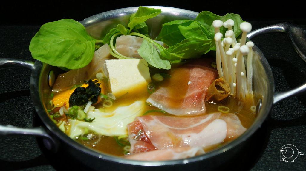 八丁味噌鮮魚鍋