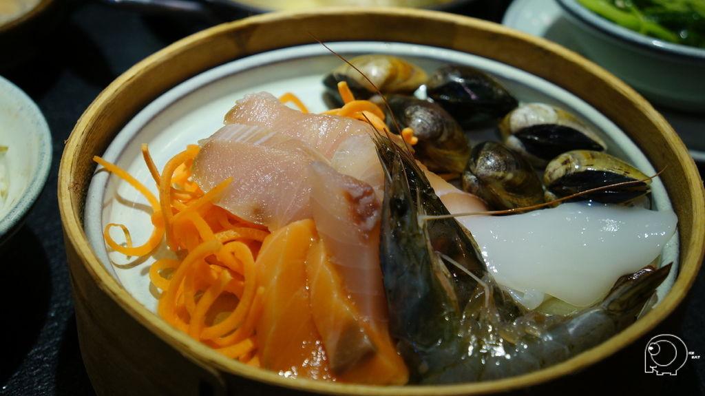 包鮮包甜海鮮鍋
