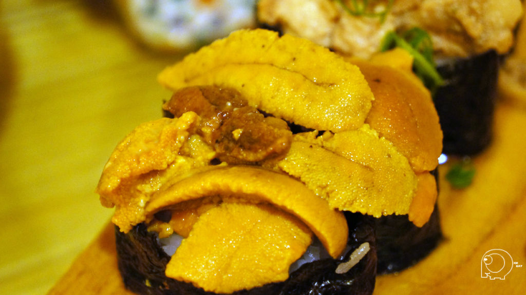 日本馬糞海膽