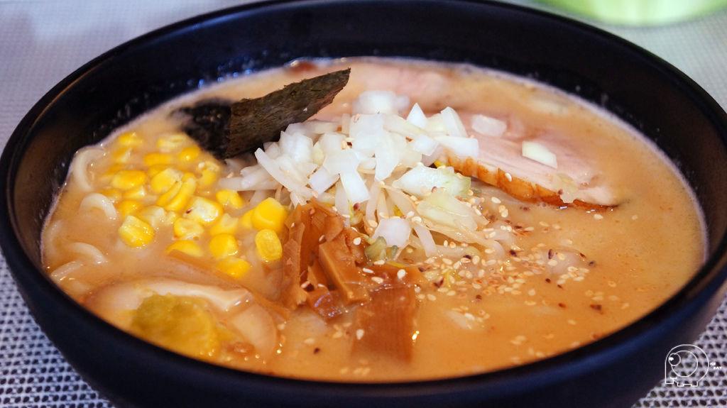 特製味噌拉麵