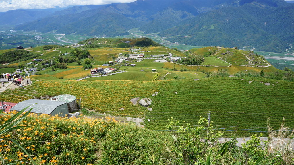 六十石山風景