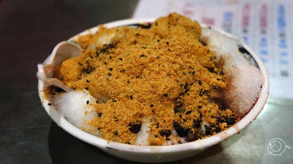 紅豆麻糬冰