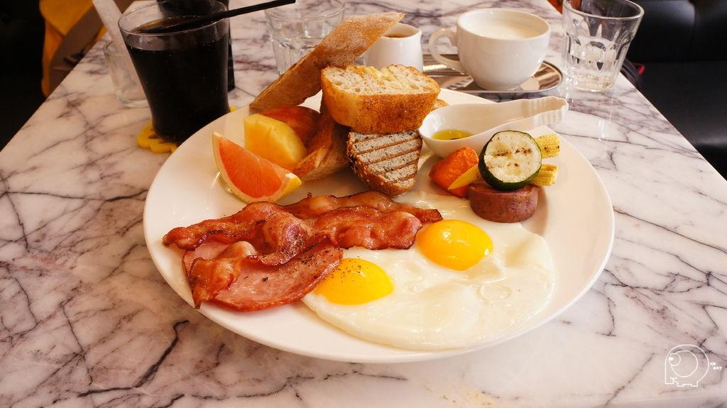 雨人經典早午餐