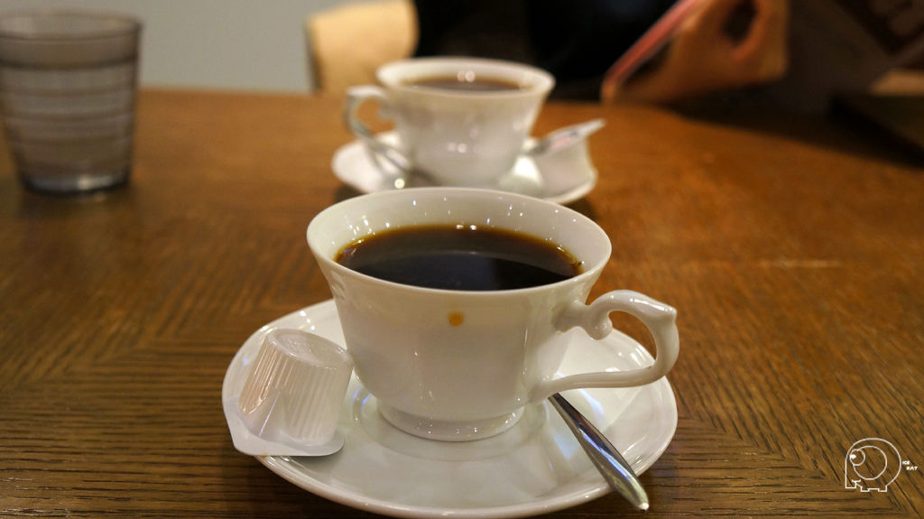 招牌綜合咖啡&曼巴咖啡