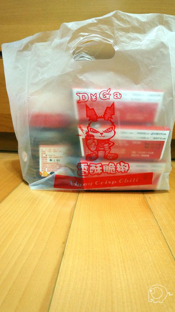 Doga香酥脆椒&章成麥芽餅