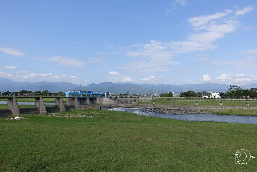 安農溪分洪堰風景區